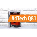 A4Tech Bloody Q81 Black USB