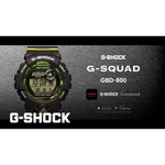 Часы CASIO G-SHOCK GBD-800-1E обзоры