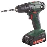 Metabo BS 18 1.3Ah x2 Case