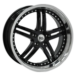 RS Wheels 5234