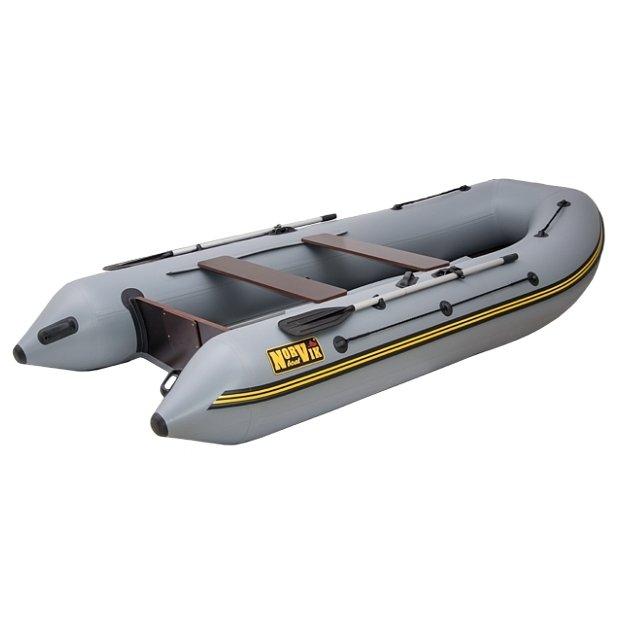 Лодка весельная пвх норвик
