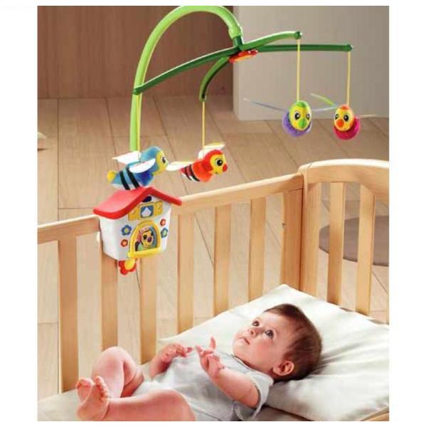 Игрушка на кровать для новорожденных