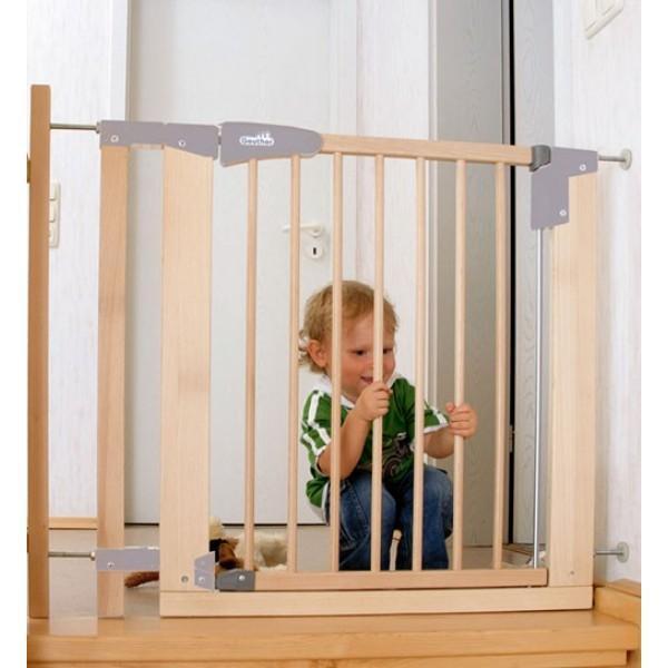 Барьер от детей на лестницу своими руками