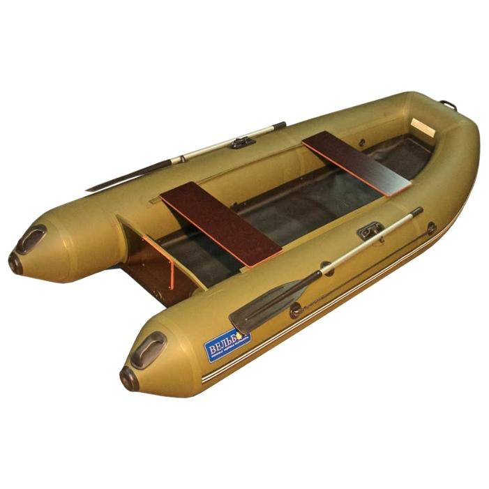 Технические характеристики лодок уфимка