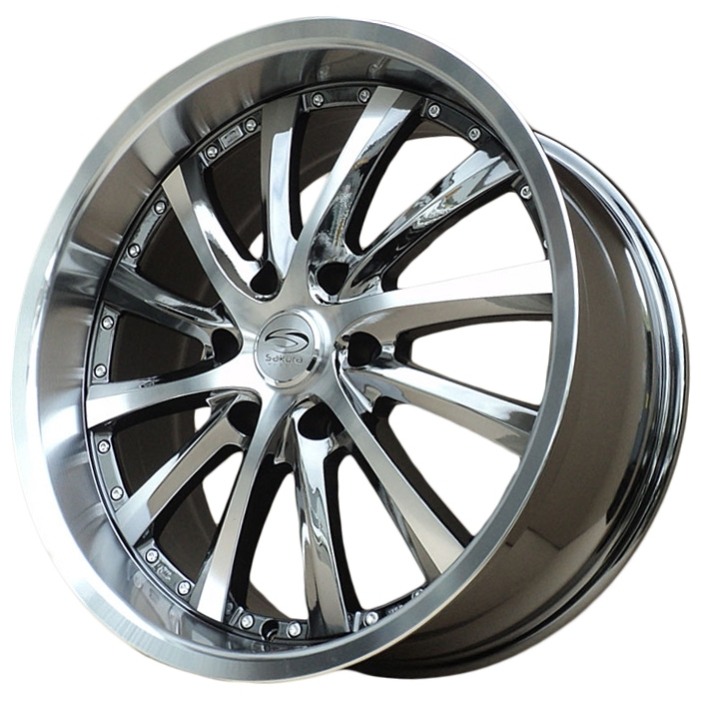 Sakura Wheels R967