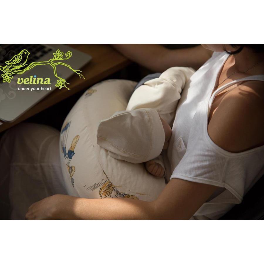 Velina подушка для беременных и кормления