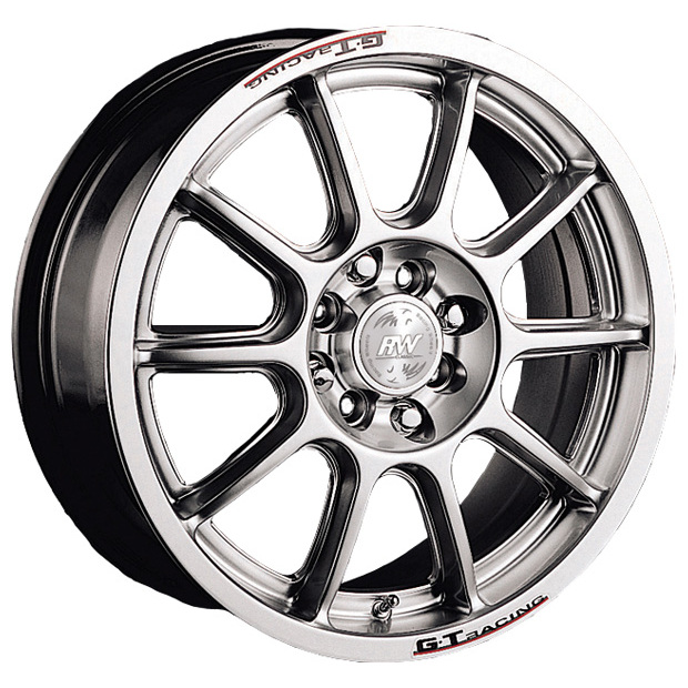 Racing Wheels H-133 6.5x15/5x114.3 D73.1 ET40 HS