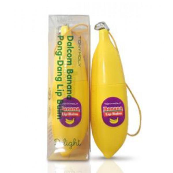 Бальзам для губ tonymoly banana