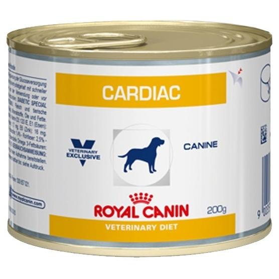 Корм royal canin cardiac canin