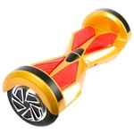 "ELWHEELS TRANSFORMERS 8"" gold-red"
