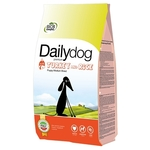Dailydog Puppy Medium Breed turkey and rice (20 кг)