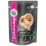 Eukanuba Adult Dog Pouch Beef (0.1 кг) 24 шт.