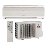 Mitsubishi Electric MSC-GE20VB-E1 / MUH-GA20VB-E1