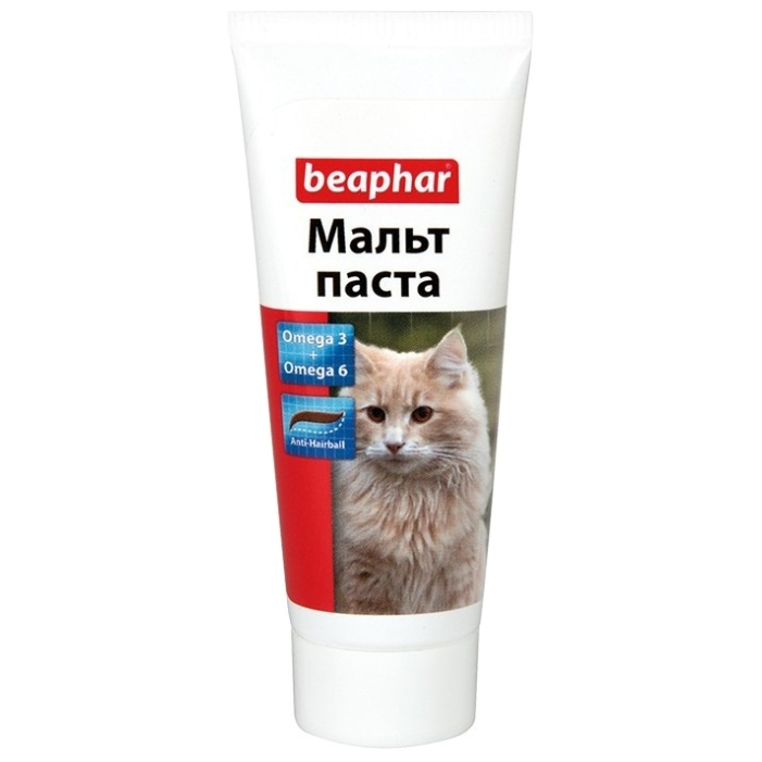 Beaphar Malt Paste для кошек