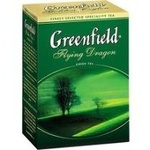 Greenfield Чай зеленый Greenfield Flying Dragon