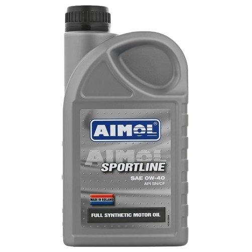Aimol sportline 0w-40 1 л