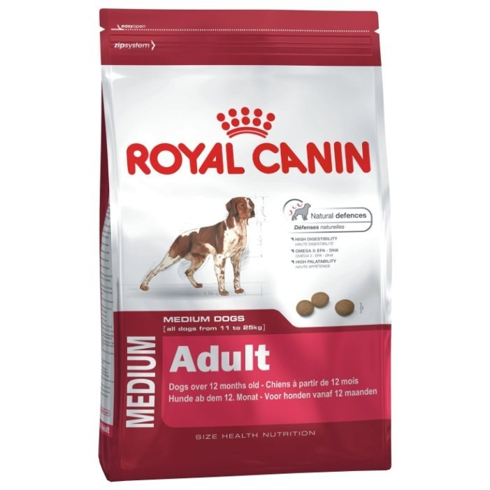 Royal Canin Medium Adult (15 кг)