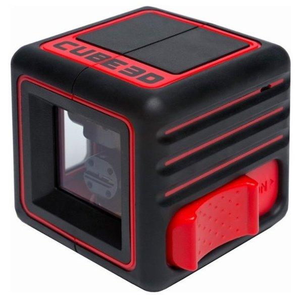 Лазерный уровень ADA instruments CUBE 3D Home Edition (А00383)