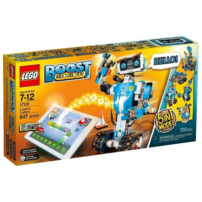 Лего буст обзор