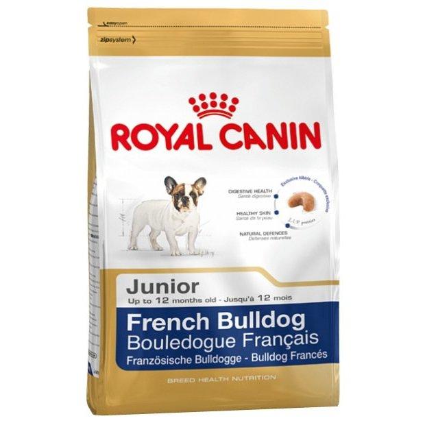 Корм royal canin bulldog 24 adult