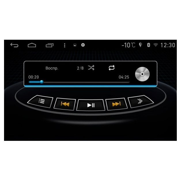 FarCar s160 Ford EcoSport 2012+ на Android (m232)