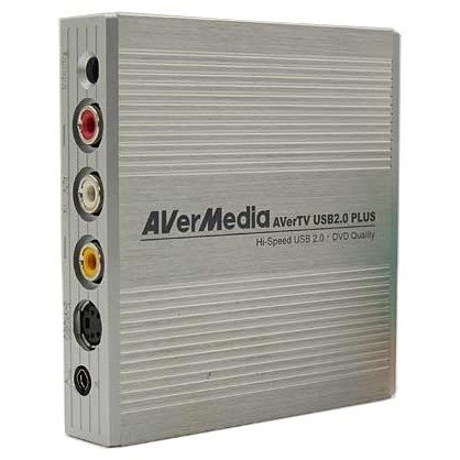 AVerMedia Technologies AVerTV USB 2.0 Plus