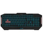 ASUS Cerberus Keyboard MKII Black USB