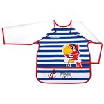 "Canpol Babies Нагрудник с рукавами Apron with sleeves ""Pirates"", 36m+"