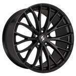 Eta Beta Piuma-c 9x20/5x120 D65.1 ET42 Black Matt
