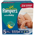 Pampers Active Baby 5 (11-25 кг)