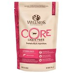 Сухой корм Wellness (0.3 кг) Cat CORE Sterilised Salmon