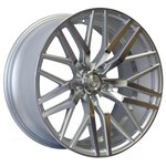 Колесный диск AXE EX30 10.5x22/5x110 D74.1 ET25 Silver Polished