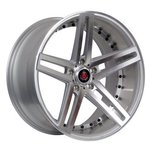 Колесный диск AXE EX20 9x22/5x108 D74.1 ET35 Silver Polished