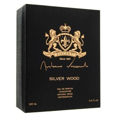 Antonio Visconti Silver Wood