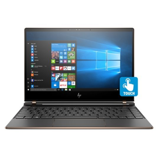 "Ноутбук HP Spectre 13-af000ur (Intel Core i5 8250U 1600 MHz/13.3""/1920x1080/8Gb/256Gb SSD/DVD нет/Intel UHD Graphics 620/Wi-Fi/Bluetooth/Windows 10 Home)"