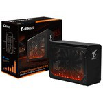Видеокарта GIGABYTE GeForce GTX 1080 1607Mhz PCI-E 3.0 8192Mb 10010Mhz 256 bit DVI HDMI HDCP AORUS Gaming Box