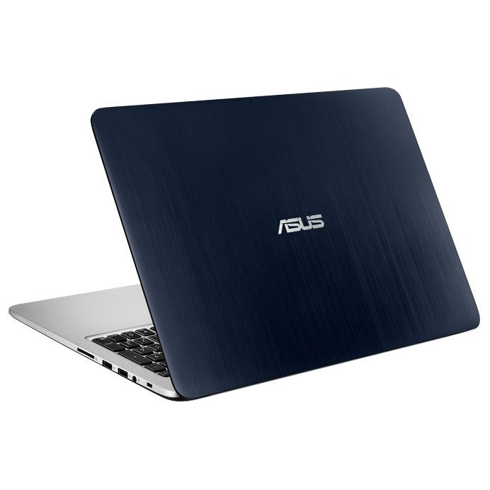 "Ноутбук ASUS K501UQ (Intel Core i5 6200U 2300 MHz/15.6""/1920x1080/8Gb/1000Gb HDD/DVD нет/NVIDIA GeForce 940MX/Wi-Fi/Bluetooth/Win 10 Home)"