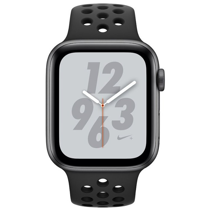 Часы Apple Watch Series 4 GPS 40 mm Aluminum Case with Nike Sport Band