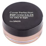 The Saem Консилер-корректор Cover Perfection Pot Concealer