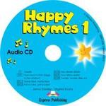 Happy Rhymes 1 (аудиокурс CD)