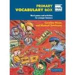 Primary Vocabulary Box