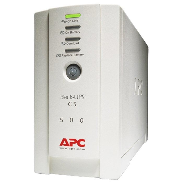 APC by Schneider Electric Back-UPS 500, 230V