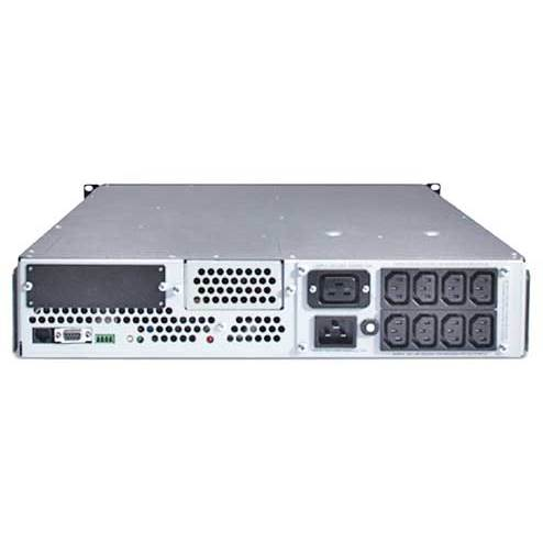 APC by Schneider Electric Smart-UPS 3000VA USB & Serial RM 2U 230V