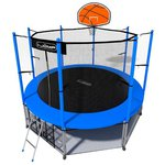 Каркасный батут i-JUMP Basket 16FT 488х488х270 см