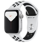 Часы Apple Watch Series 5 GPS + Cellular 40mm Aluminum Case with Nike Sport Band