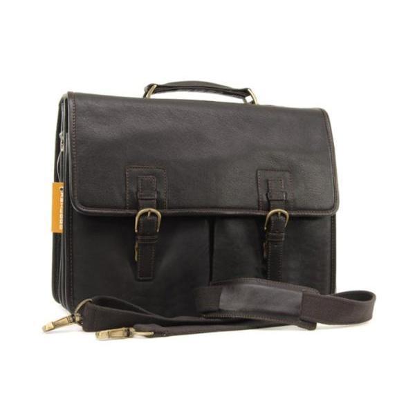 Купить кожаный портфель мужской недорого в москве