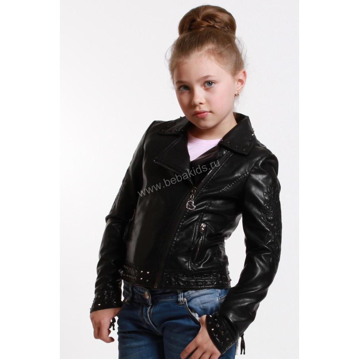 Фото кожаных курток для детей