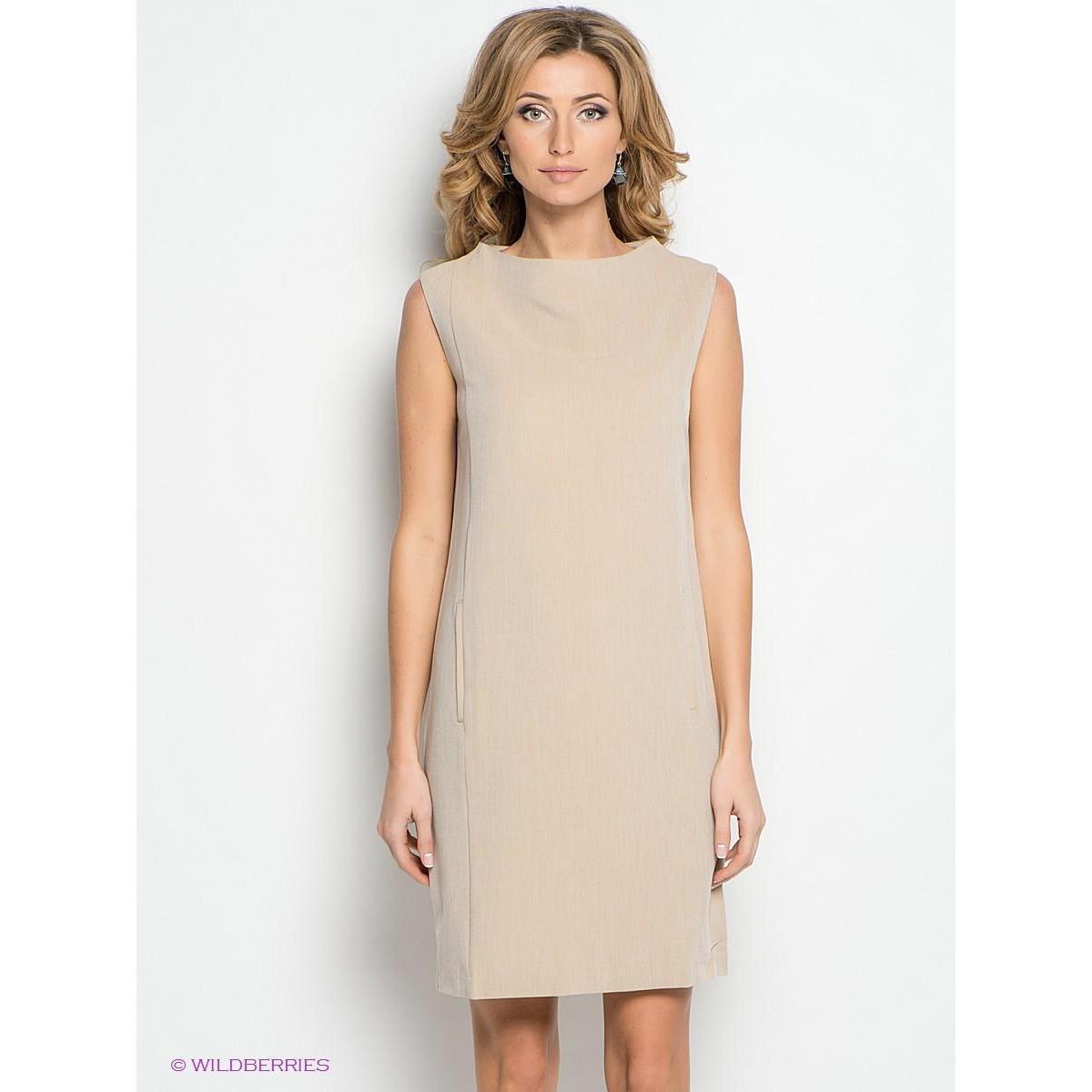 Прямое платье классика