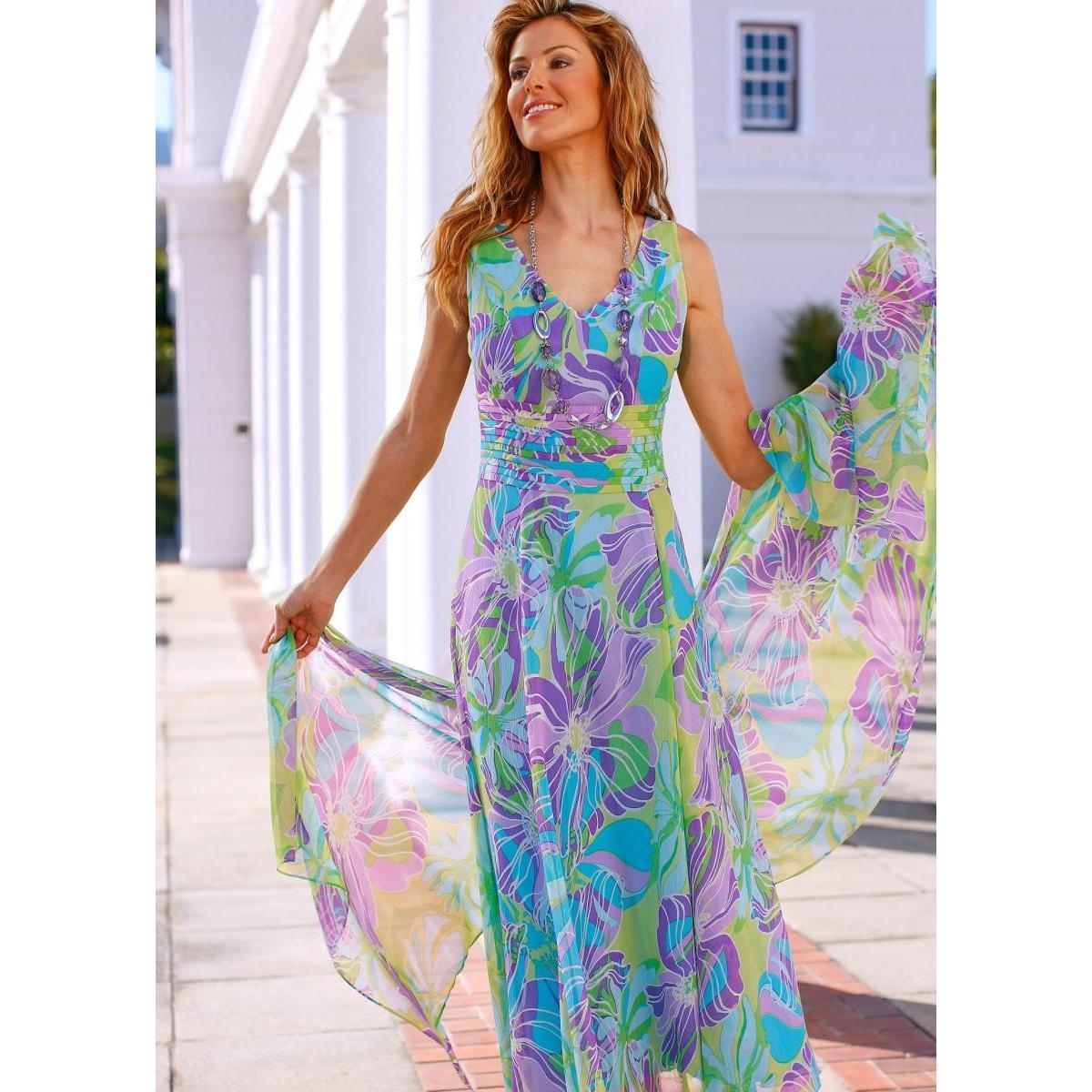 Как сшить летнее платье 41