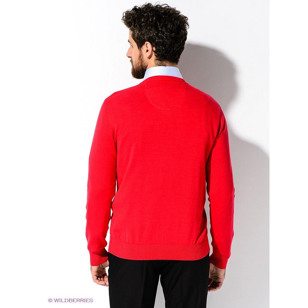 Красный Пуловер Доставка